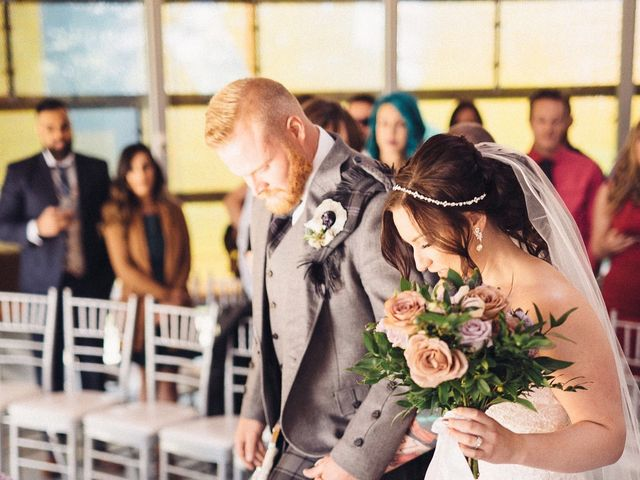 Benjamin and Gallia's wedding in Vancouver, British Columbia 1