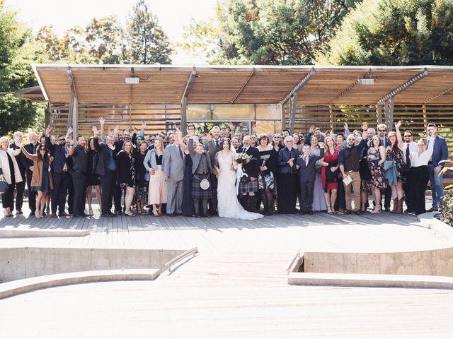 Benjamin and Gallia's wedding in Vancouver, British Columbia 6