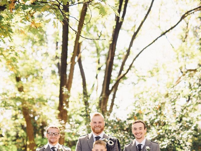 Benjamin and Gallia's wedding in Vancouver, British Columbia 8