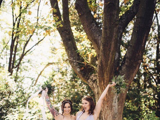 Benjamin and Gallia's wedding in Vancouver, British Columbia 9
