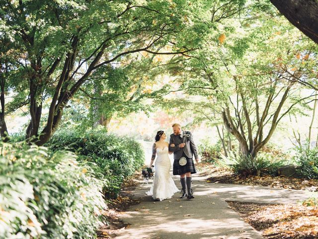 Benjamin and Gallia's wedding in Vancouver, British Columbia 13