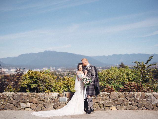 Benjamin and Gallia's wedding in Vancouver, British Columbia 15