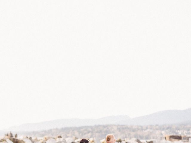Benjamin and Gallia's wedding in Vancouver, British Columbia 17