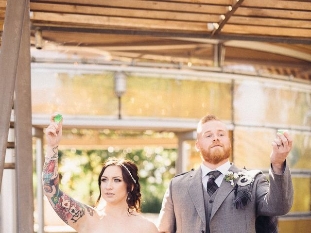 Benjamin and Gallia's wedding in Vancouver, British Columbia 22