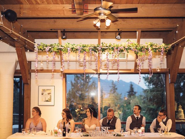 Benjamin and Gallia's wedding in Vancouver, British Columbia 24
