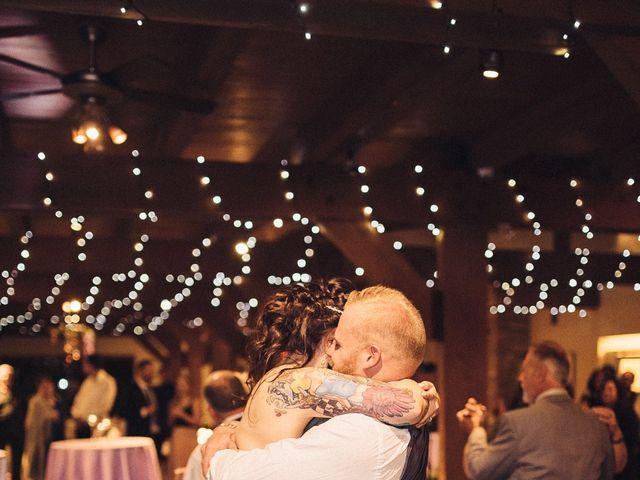 Benjamin and Gallia's wedding in Vancouver, British Columbia 26