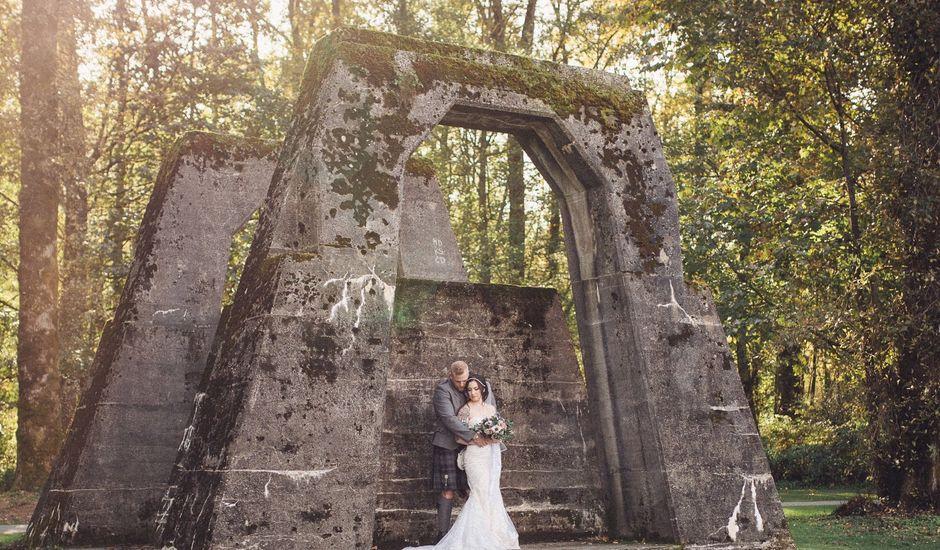 Benjamin and Gallia's wedding in Vancouver, British Columbia