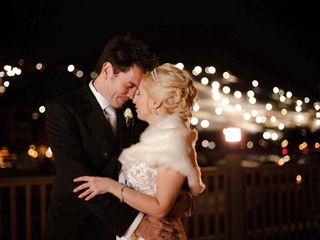 The wedding of Crystal and Glenn
