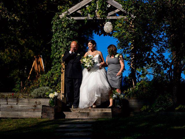 Krista and Rob's wedding in Kenora, Ontario 10