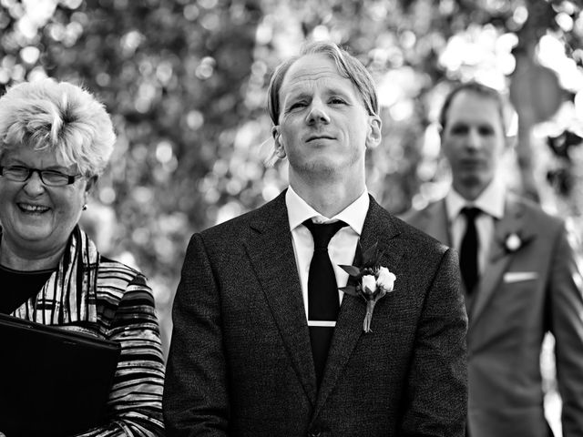 Krista and Rob's wedding in Kenora, Ontario 11