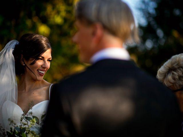 Krista and Rob's wedding in Kenora, Ontario 13