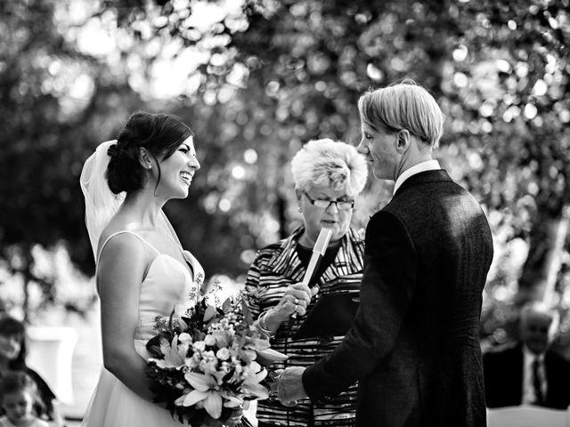 Krista and Rob's wedding in Kenora, Ontario 14