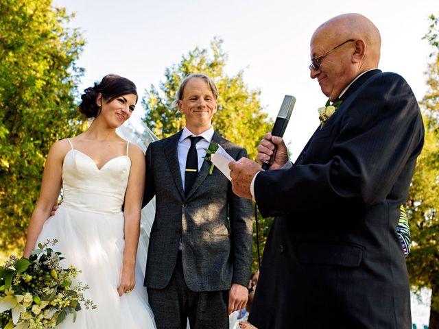 Krista and Rob's wedding in Kenora, Ontario 15