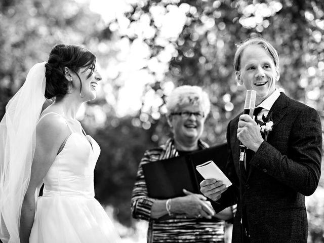 Krista and Rob's wedding in Kenora, Ontario 18
