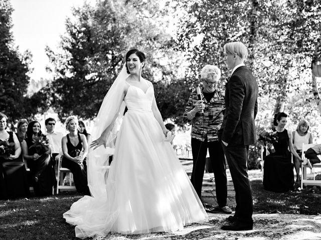 Krista and Rob's wedding in Kenora, Ontario 19