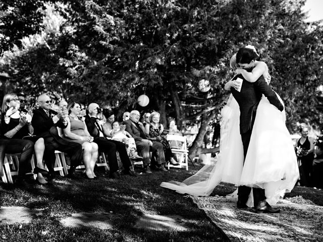 Krista and Rob's wedding in Kenora, Ontario 20