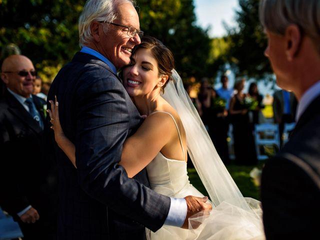 Krista and Rob's wedding in Kenora, Ontario 21