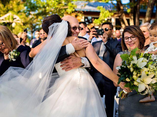 Krista and Rob's wedding in Kenora, Ontario 22