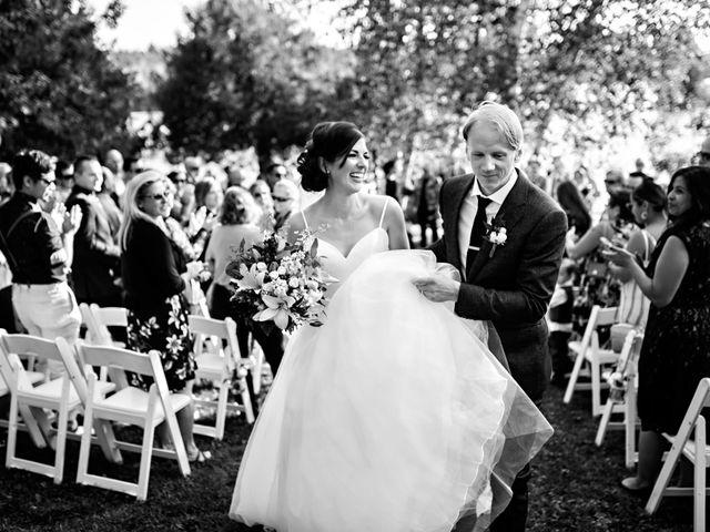 Krista and Rob's wedding in Kenora, Ontario 23