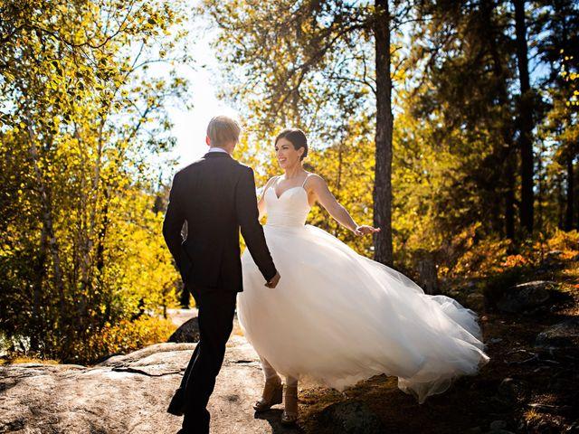 Krista and Rob's wedding in Kenora, Ontario 24
