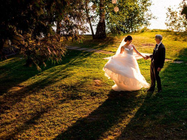 Krista and Rob's wedding in Kenora, Ontario 33