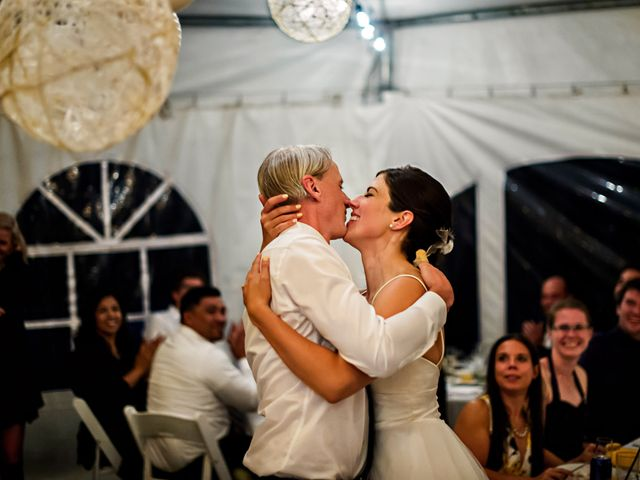 Krista and Rob's wedding in Kenora, Ontario 35