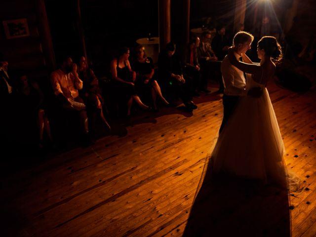 Krista and Rob's wedding in Kenora, Ontario 45