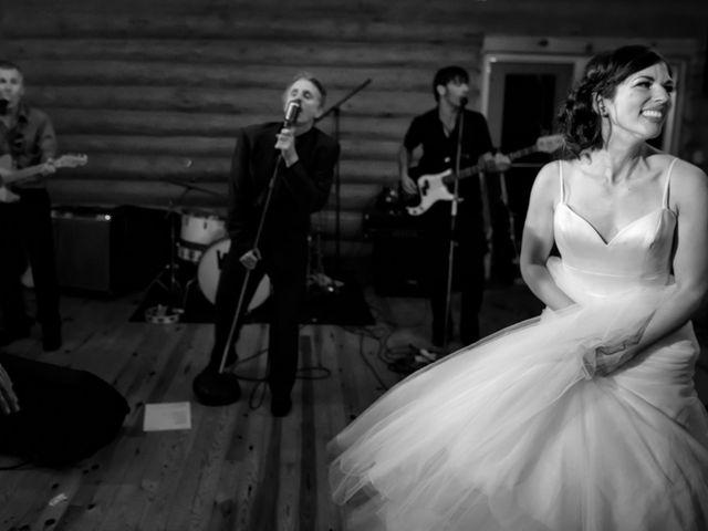 Krista and Rob's wedding in Kenora, Ontario 50