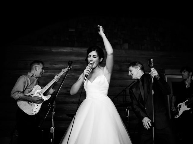 Krista and Rob's wedding in Kenora, Ontario 53