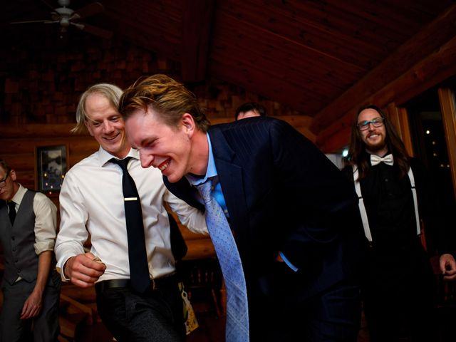 Krista and Rob's wedding in Kenora, Ontario 55