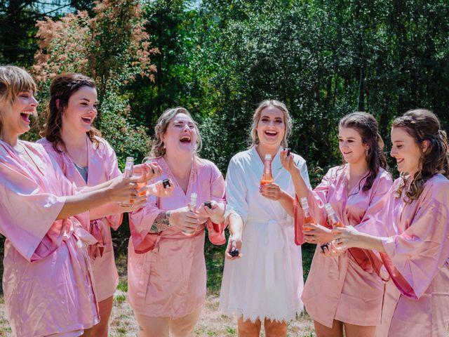 Blake and Justine's wedding in Malahat, British Columbia 3