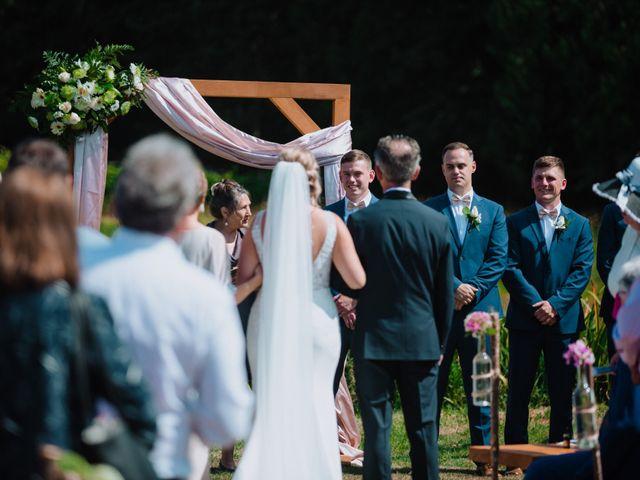 Blake and Justine's wedding in Malahat, British Columbia 5