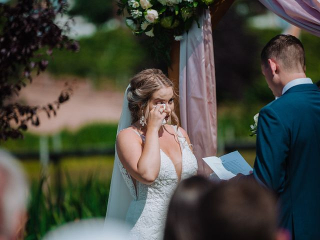 Blake and Justine's wedding in Malahat, British Columbia 7