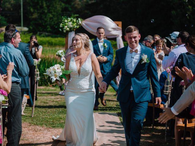 Blake and Justine's wedding in Malahat, British Columbia 10