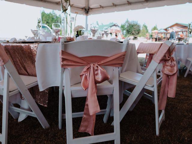Blake and Justine's wedding in Malahat, British Columbia 11