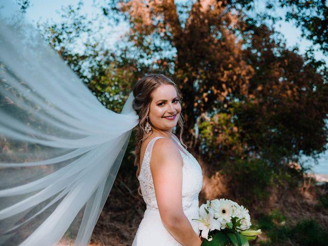 Blake and Justine's wedding in Malahat, British Columbia 13