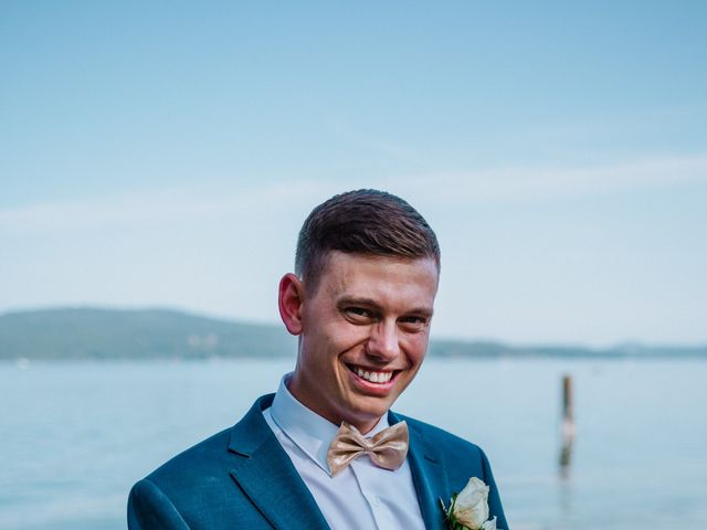 Blake and Justine's wedding in Malahat, British Columbia 14