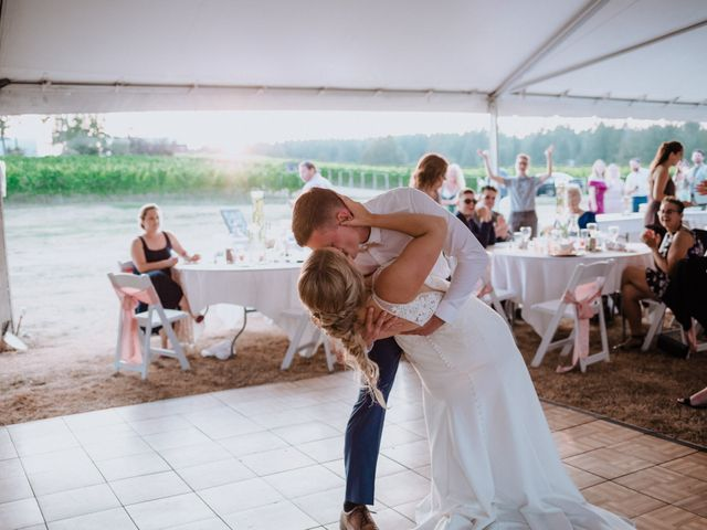 Blake and Justine's wedding in Malahat, British Columbia 17