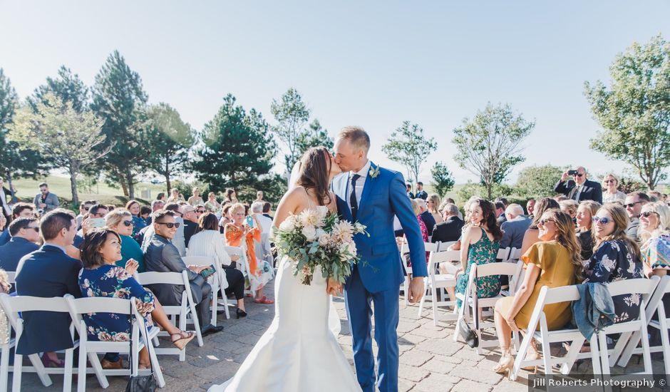 Kelly and Martin's wedding in Halifax, Nova Scotia