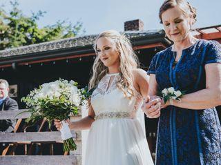 The wedding of Alex and Myles 3