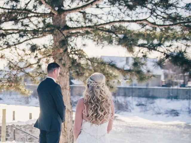 Corey and Anna's wedding in Cambridge, Ontario 7