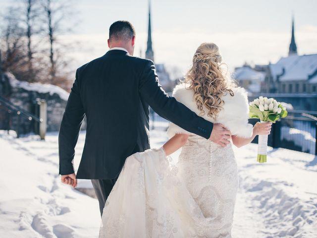 Corey and Anna's wedding in Cambridge, Ontario 10