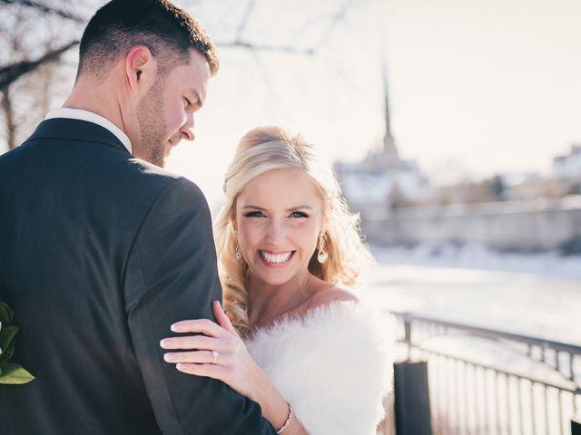 Corey and Anna's wedding in Cambridge, Ontario 2