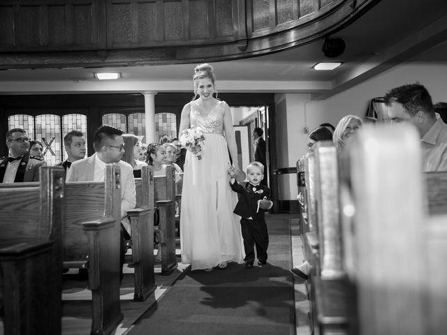 Heather and Alex's wedding in Edmonton, Alberta 13