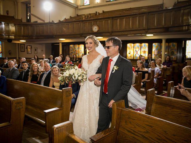 Heather and Alex's wedding in Edmonton, Alberta 14