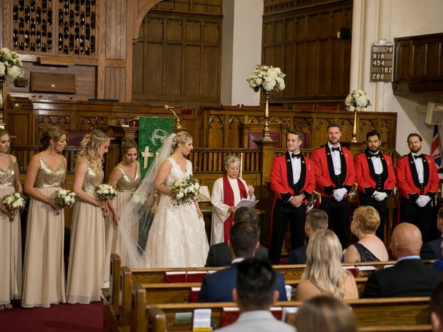 Heather and Alex's wedding in Edmonton, Alberta 15