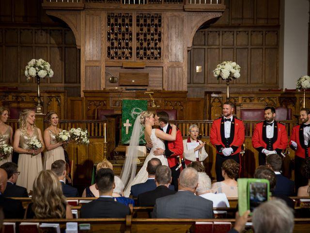 Heather and Alex's wedding in Edmonton, Alberta 16
