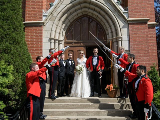 Heather and Alex's wedding in Edmonton, Alberta 18