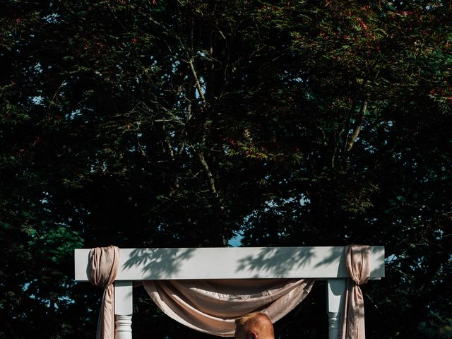 Kristen and Kevin's wedding in Pitt Meadows, British Columbia 4