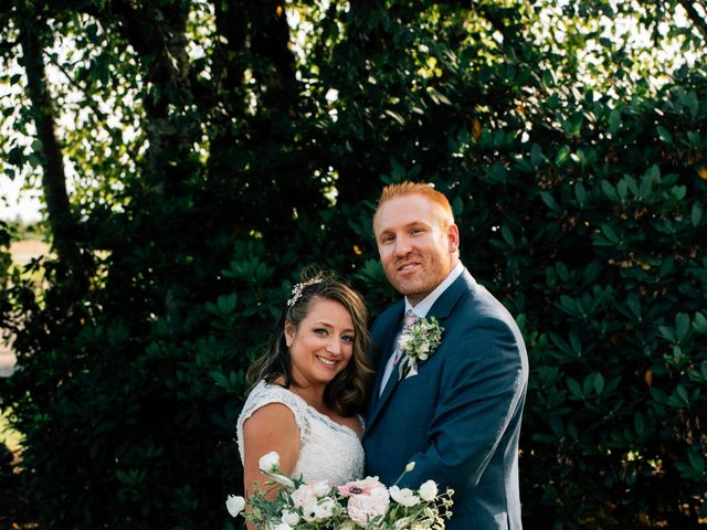 Kristen and Kevin's wedding in Pitt Meadows, British Columbia 9